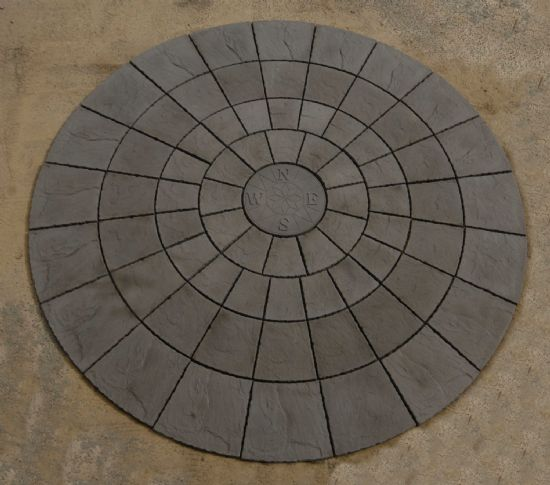 3460mm Rotunda Patio Kits ( 11ft 6in ) dia